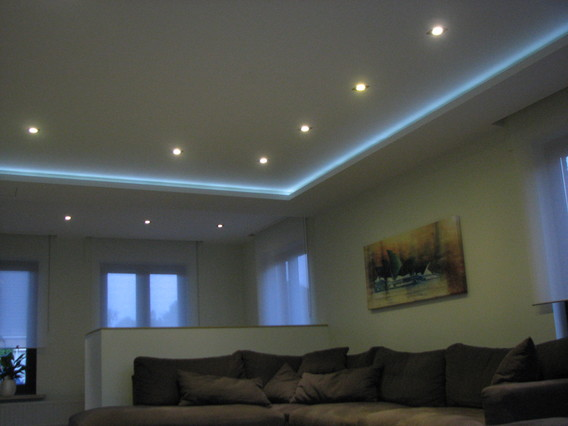 Verlaagd Plafond Met Led Verlichting. Cool Bron Kelly Hoppen With ...